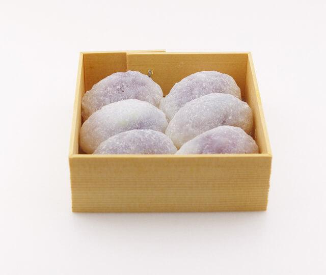 北海道産小豆使用<span>勝どき餅</span>